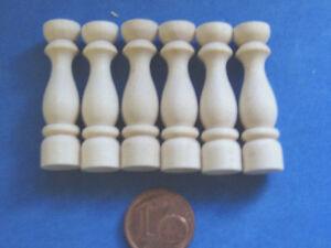 Nr.88 Ersatzteil Pfosten 1:10 Kaufladen Puppenstube Puppenhaus Puppenstubenmöbel