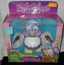 #2423 NRFB Vintage LJN Blinkins Mr Ben the Owl