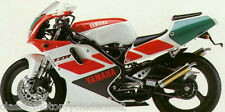 YAMAHA TZR250 3XV COMPLETE PAINTWORK DECAL SET