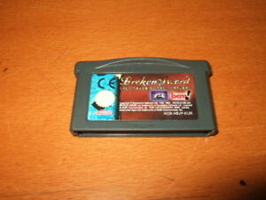 Broken Sword The Shadow of the Templars für GBA Advance