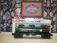 Lionel #7684 Virginia Train Collectors Uncataloged PVP Repaint Tankcar 1984