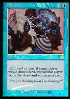 Plagiarize FOIL | NM | Torment | Magic MTG