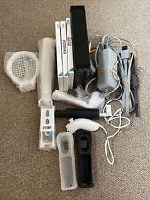 Nintendo Wii Console Plus Games