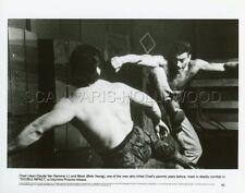 JEAN-CLAUDE VAN DAMME DOUBLE IMPACT 1991 VINTAGE PHOTO ORIGINAL #1