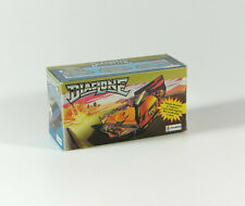 Diaclone VAN Onebox Change Attackers Joustra Takara Pre-Transformers Black