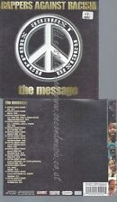 CD--RAPPERS AGAINST RACISM--THE MESSAGE