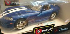 Burago Dodge Viper GTS COUPE 1996 OVP 1:18 cod.3030 Metal