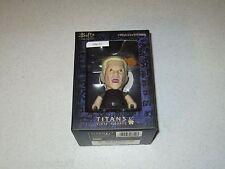 Buffy Vampire Slayer Spike Black Shirt Titans Vinyl Figure Nerd Block Exclusive