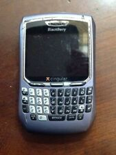 BlackBerry 8700c - Silver (AT&T) Smartphone  Untested Parts Only