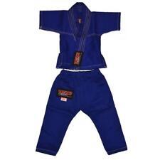 Tatami Fightwear Bambino Bjj Gi Blu Uniforme Arti Marziali Ju Jitsu Suit Jiu