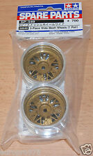Tamiya 50549 2-Piece Mesh Wide Wheels (Taisan Porsche 911 GT2/Racing), NIP