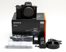 Sony Alpha A7 III A7III Mirrorless Digital Camera - Body Only - Pro Workhorse!