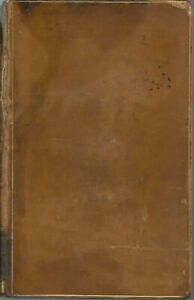 A Classical Dictionary By J. Lempriere HB Antiquarian Collectible Book 1823