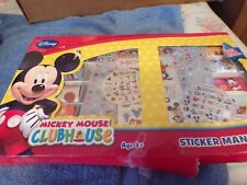 Mickey Mouse Clubhouse Sticker Mania Set - 450 Collectable Stickers
