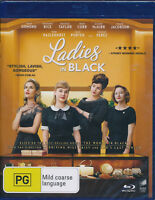 Ladies in Black Blu-ray NEW Region B Julia Ormond Raqchael Taylor