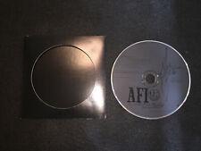 RARE PROMO AFI Live At The Hard Rock Café EP CD MTV As Seen First On MTV 2003