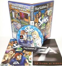 THE SIMS 2 - Playstation 2 Ps2 Play Station Gioco Game Sony