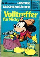 Walt Disney LTB  Nr. 48 - Volltreffer für Micky (1977)