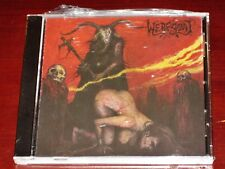 Weregoat Slave Bitch Of The Black Ram Master EP CD 2013 Vault Of Dried Bones NEW