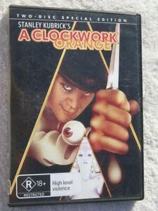 A CLOCKWORK ORANGE - SPECIAL EDITION - DVD