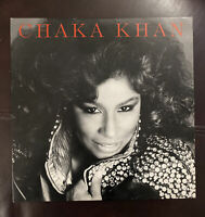 Chaka Khan Self-Titled Vinyl LP ft Tearin' it Up 1982 Warner Bros 23729-1 VG+/EX
