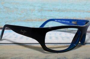 Maui Jim Surf Rider Polarized Sunglasses Black MJ261-02G 63mm
