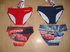 Boys Disney Cars Swimming Trunks Red Navy Swim Trunks Ages 2 3 4 5 6 7 8 Years