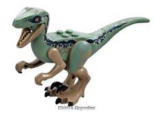 Lego Jurassic World Dinosaur BLUE the Raptor from set 75928, 75930, New