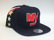 New York Islanders Mitchell and Ness Patriotic Stars and Stripes Snapback Hat
