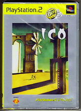 PS2 Ico (2004) NTSC J, Chinese Best of Series, Brand New & Sony Factory Sealed