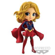 Banpresto Q Posket DC characters Supergirl  Normal Color Version Figure 14cm