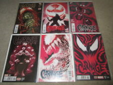 [set] Carnage (2016) #1-11 Marvel Spider-Man