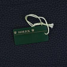 ROLEX Hangtag OYSTER New Vintage Preisschild vintage price tag
