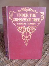 Vintage Pocket Book - Under The Greenwood Tree by Thomas Hardy