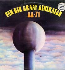 "VAN DER GRAAF GENERATOR ""68-71"" ORIG UK 1972"