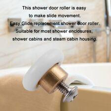 1pc Shower Door Rollers /Runners/Wheels 19mm Wheel Diameter Replacement Part#^