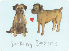 Barking Borders Corked Backed Placemat, Alex Clark, Dogs, Pets, Dinner Time MT04