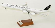 "SAA A340-600 ""Star Alliance "" ZS-SNC ""  JC Wings 1:200 Diecast    XX2489"