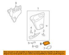 Chevrolet GM OEM Interior Inside Rear Door-Handle Bezel Right 15214507