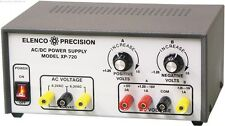 Elenco Xp 720k Triple Acdc Power Supply Kit Solder Version Special
