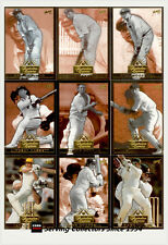 1997/98 Select Cricket Trading Cards Ca Contract Players Card P4 Jo Angel