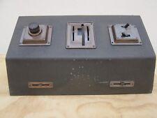 RADIO MARCONI Mod. 47 VINTAGE SET TUBE 1920s ERA VALVE RARE PRE-1930 ANTIQUE