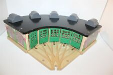 Thomas The Tank Engine & Friends Wooden Railway Roundhouse