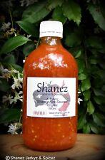 500ml Shanez Original Hot  Chilli Fire Sauce ( Hot Sauce )  Pepper Powder