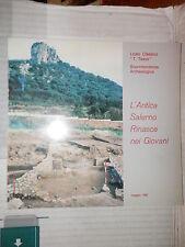 L ANTICA SALERNO RINASCE NEI GIOVANI Liceo Classico Tasso Salerno 1987 libro di