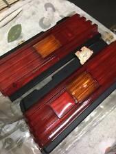 MITSUBISHI DODGE LANCER CELESTE ST 1977 TAILLIGHT LAMP LENS GENUINE NOS JAPAN
