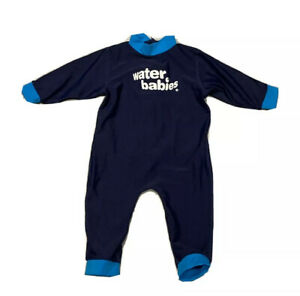 Water Babies UV All In One Swimsuit - 12-24 months