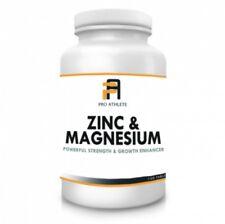 Pro Athlete ZINC & MAGNESIUM