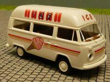 1/87 Brekina VW T2 ICE USA Version Bus Hochdach