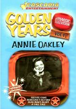 DVD Golden Years of Classic Television Vol 1 Annie Oakley